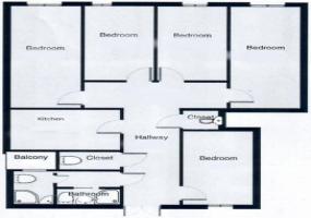 50 Liliom utca,Hungary,5 Bedrooms Bedrooms,5 Rooms Rooms,Apartment,2,1328